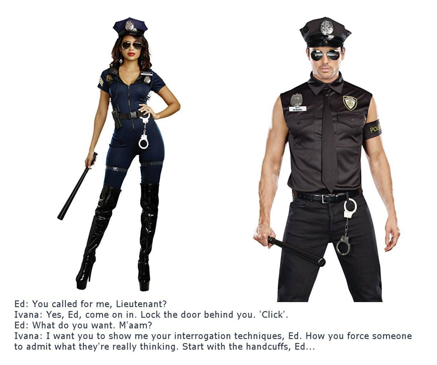 Halloween Costumes for Couples the Precinct