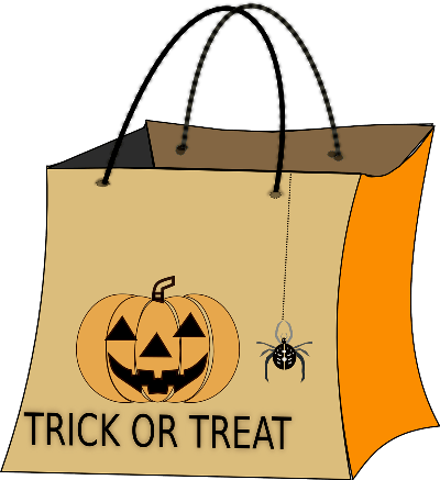 Trick or Treat with Halloween Costumes for Kids