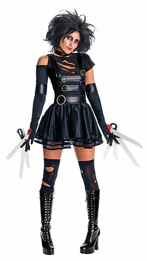 Halloween Costume Edwina Scissorhands