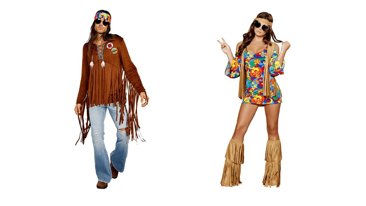 Halloween Costumes 1960's Hippies