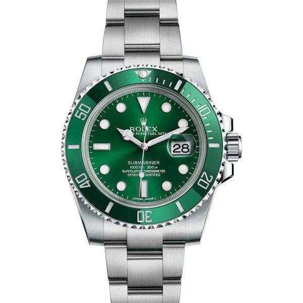 Rolex Submariner Green Dial