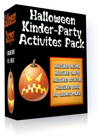 Kinder Party Activities